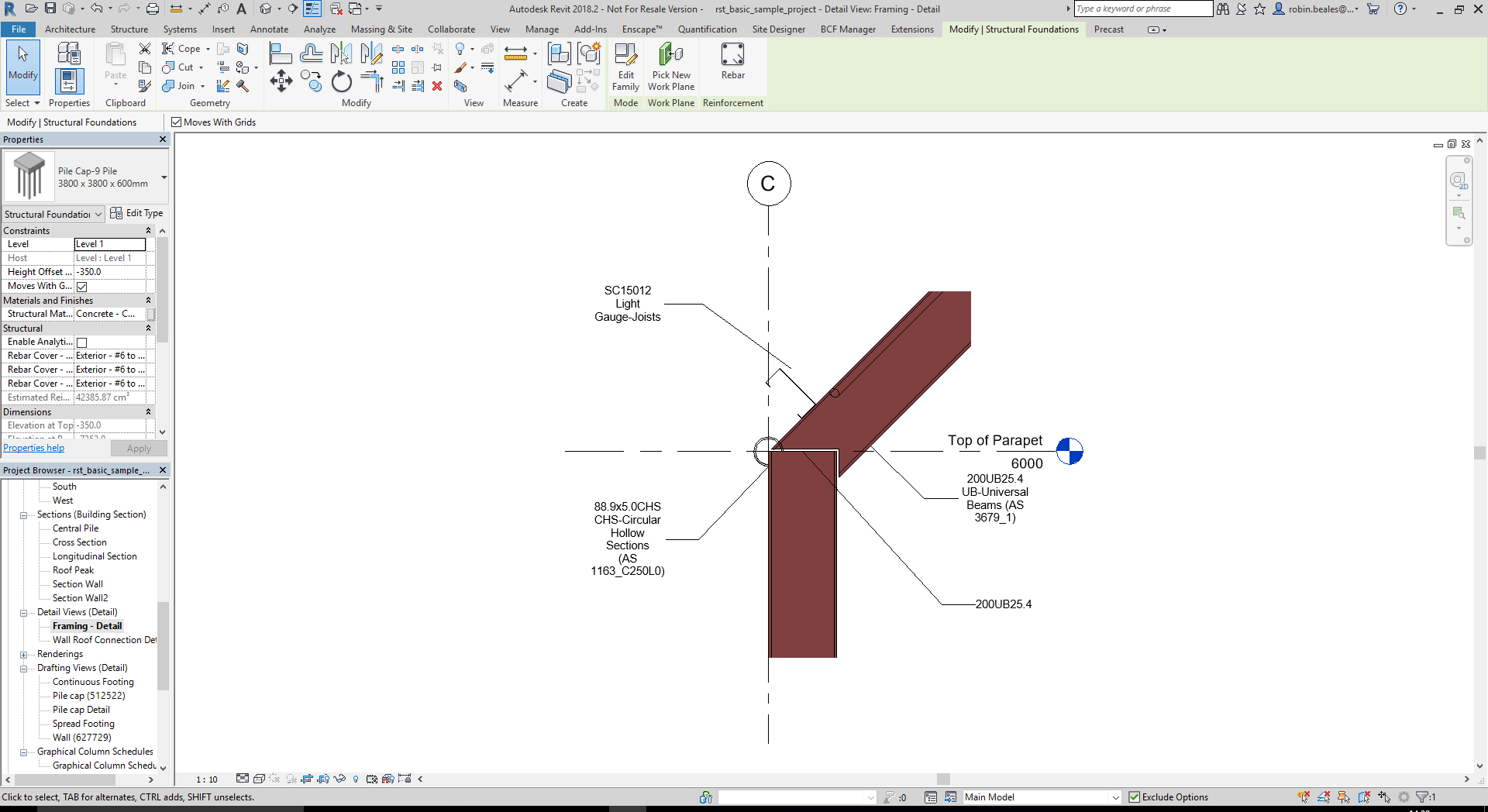 Revit Structure Fundamentals