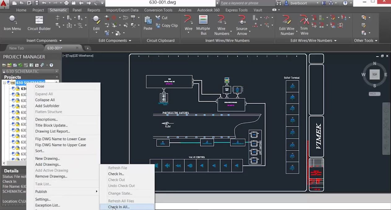Autocad Electrical Fundamentals Man And Machine