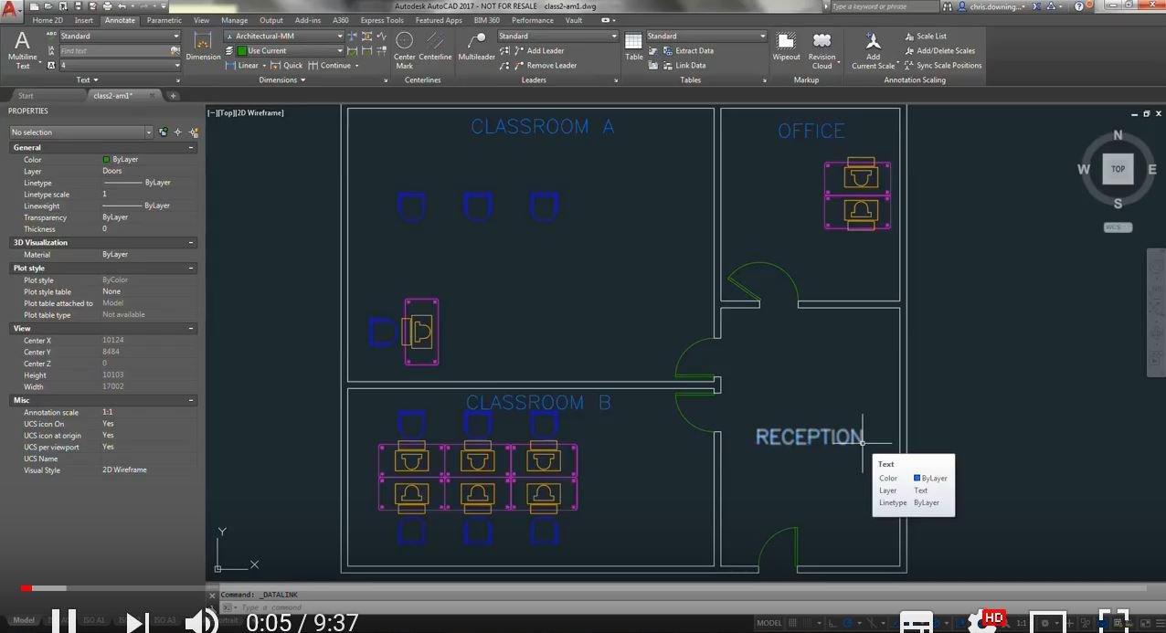 Autocad Training Courses Autocad Lt Training Courses