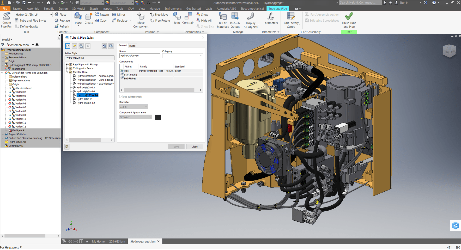 3d Building Software Autodesk Inventor Available From Man And Machine Estore