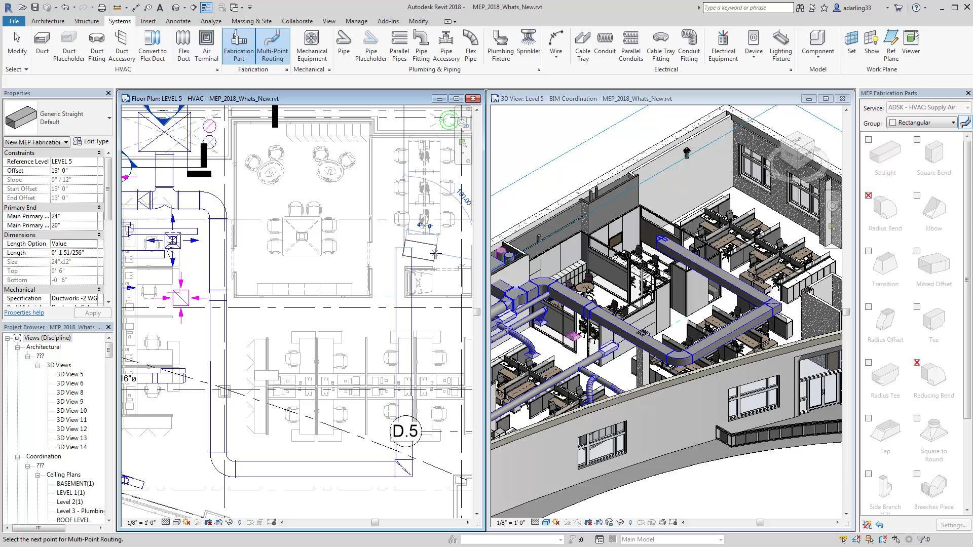 Autodesk Revit MEP Software