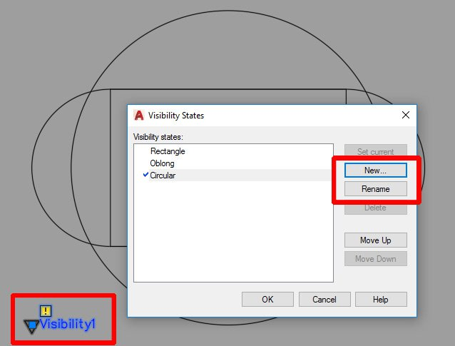 AutoCAD Dynamic Blocks - What, Why & How?? – Man and Machine