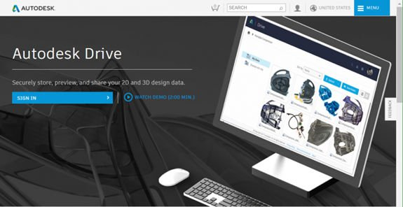 Data Management with Autodesk Drive
