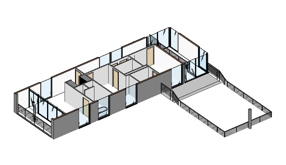 Revit 3D Section Box