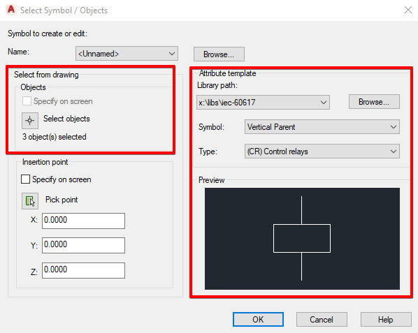 How to Create an AutoCAD Electrical Symbol – Man and Machine