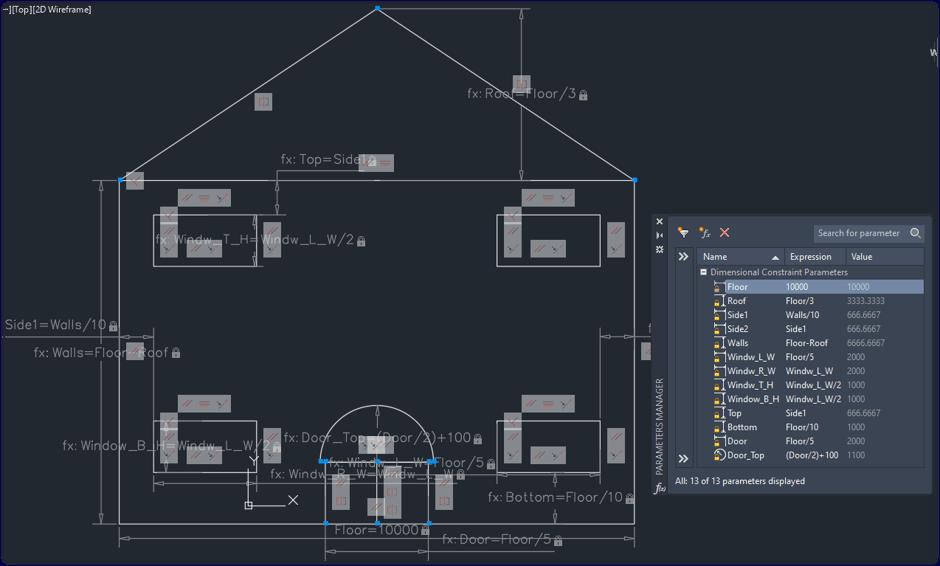 Parametric Updated Model