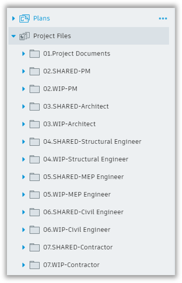 BIM 360 Design Folders